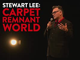 Stewart Lee Carpet Remnant World