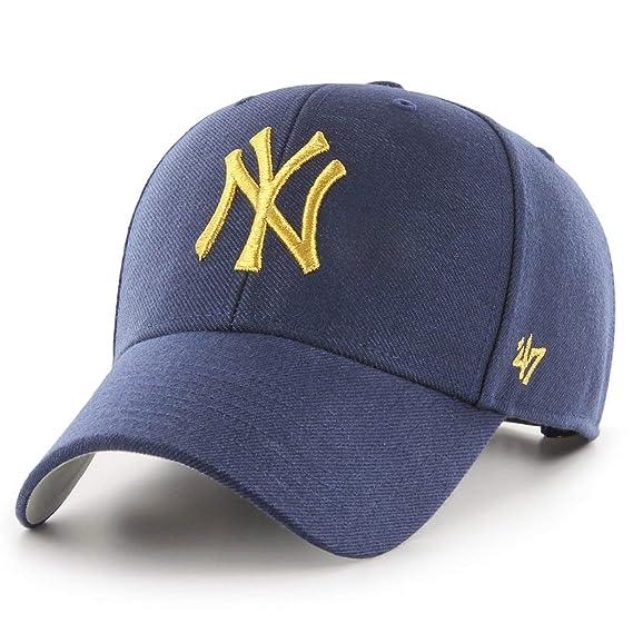 47 Gorra 47BRAND Yankees MVP: Amazon.es: Ropa y accesorios