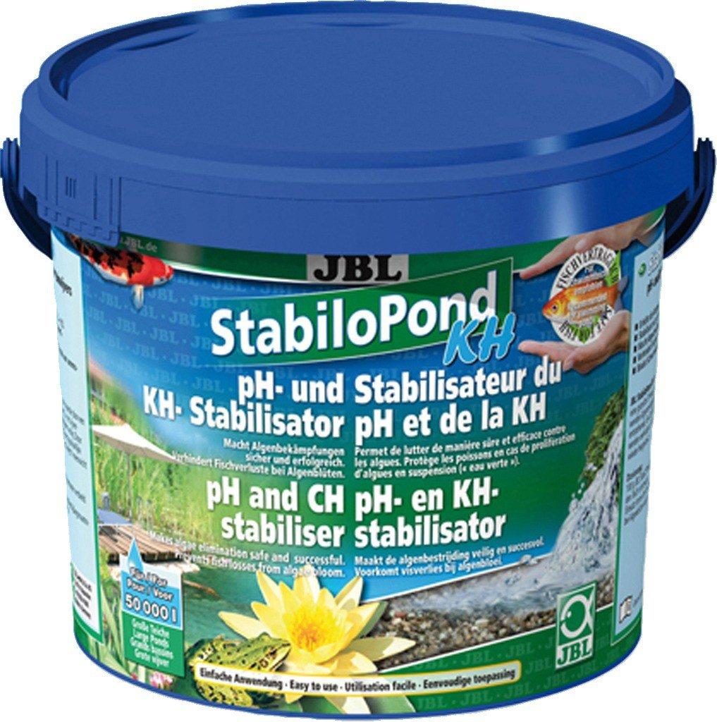 JBL StabiloPond KH 5kg, Stabilisateur de pH pour bassins de jardin 2732000 18842
