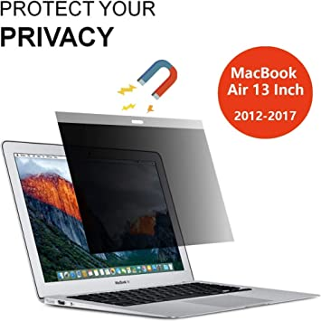 """Privacy Screen Filter Anti-Glare Protector Film for 12/"""" 13/"""" 14/"""" Laptop Computer"""