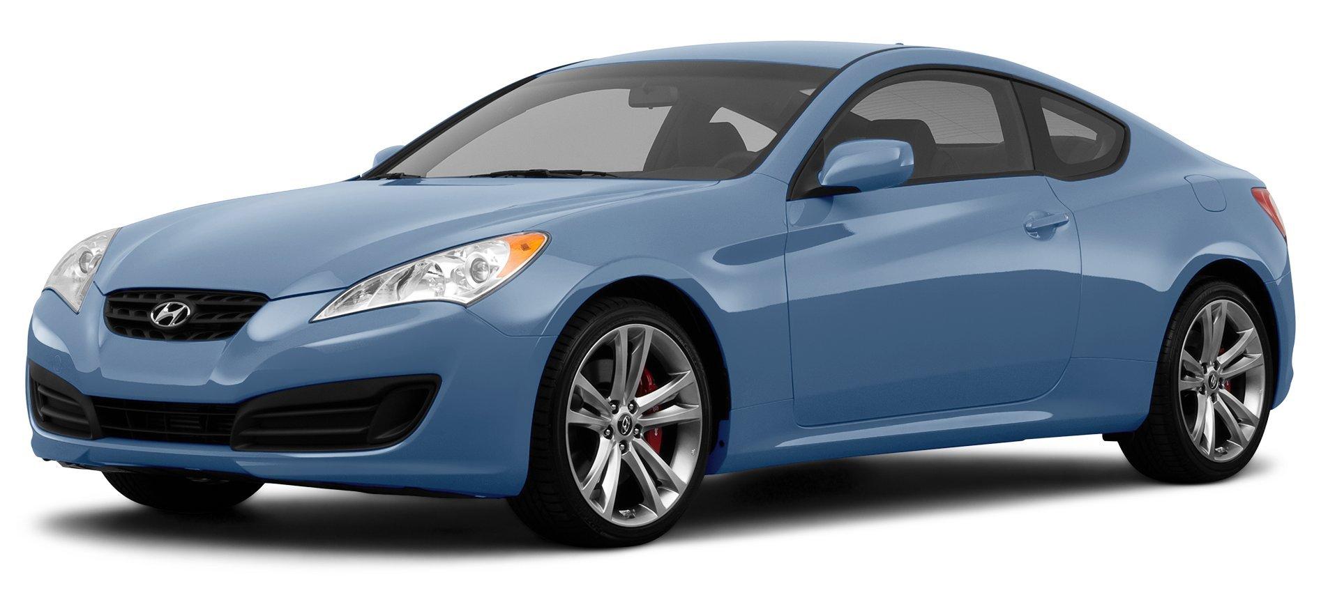 2012 Hyundai Genesis Coupe 2.0T, 2 Door 4 Cylinder Automatic Transmission  ...