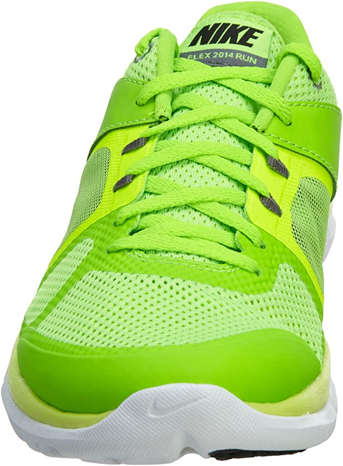 Nike Flex 2014 Rn MSL - Zapatillas para hombre, (negro, verde, gris (Electric Green/Black-volt-cl Grey)), 44 EU: Amazon.es: Zapatos y complementos