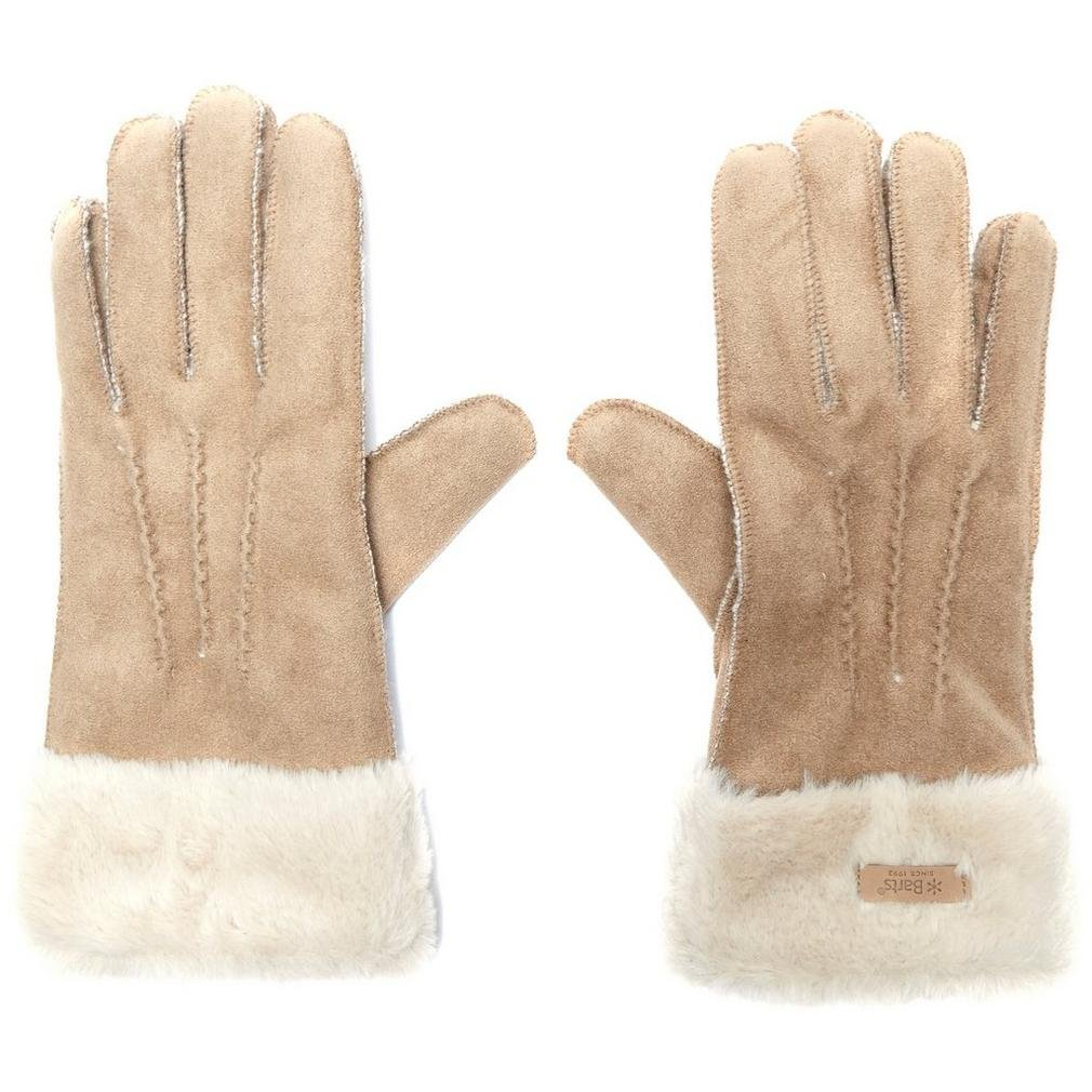 Barts Womens/Ladies Yukon Warm Soft Fleece Lined Winter Gloves 19576_55769