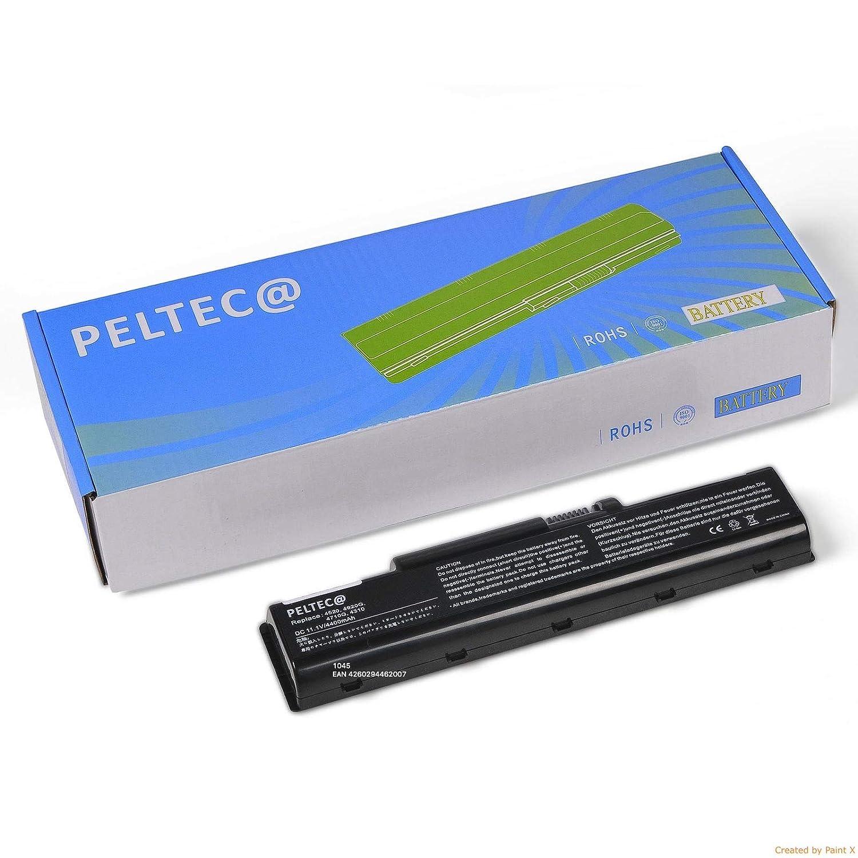 PELTEC - Batería para ordenador portátil Acer AS09A31, AS09A41, AS09A56, AS09A61, AS09A73, AS09A75, AS09A90, ASO9A31, ASO9A41, ASO9A56, ASO9A6, ASO9A71, ...