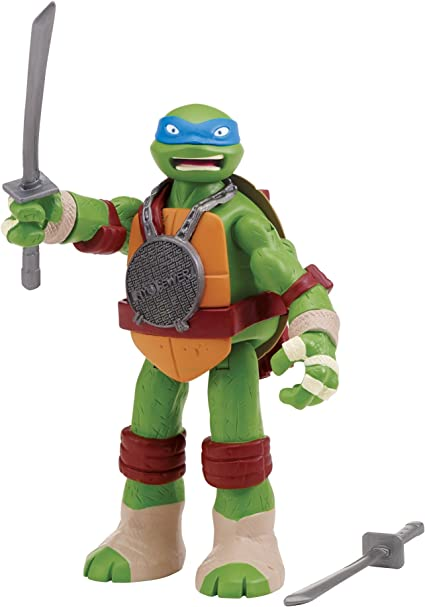 Teenage Mutant Ninja Turtles Hand-To-Hand Leonardo Action Figure