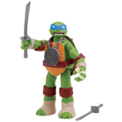 Teenage Mutant Ninja Turtles Hand-To-Hand Leonardo Action ...