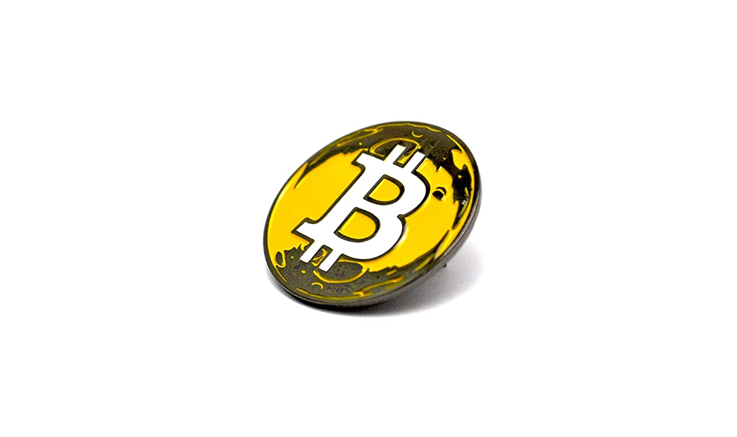 The BTC To The Moon Pin Sloth Steady ToTheMoon