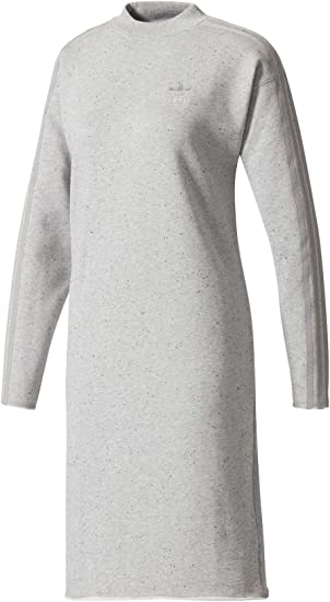 Adidas Originals Br4597 Dress Frauen Grey 40 Amazon De Bekleidung
