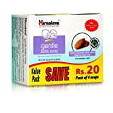 Himalaya Gentle Baby Soap Value Pack, 75x4g
