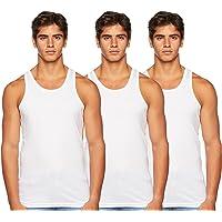 Jockey Men's Pack of 3 Vests Vest (pack of 3)