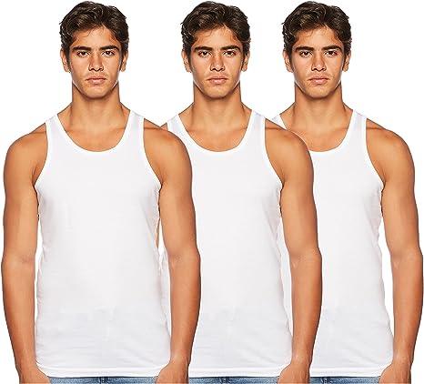 Jockey Mens Cotton Classic Singlet Vest Underwear