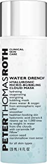 product image for Peter Thomas Roth Water Drench Hyaluronic Micro-Bubbling Cloud Mask, Hydrating Facial Mask for Dry Skin