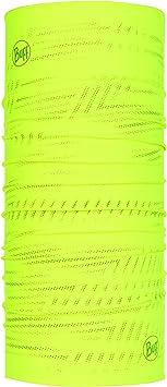 R-Yellow Fluor Dryflx Neckwarmer Buff 118097.119.10.00 Buff Headwear