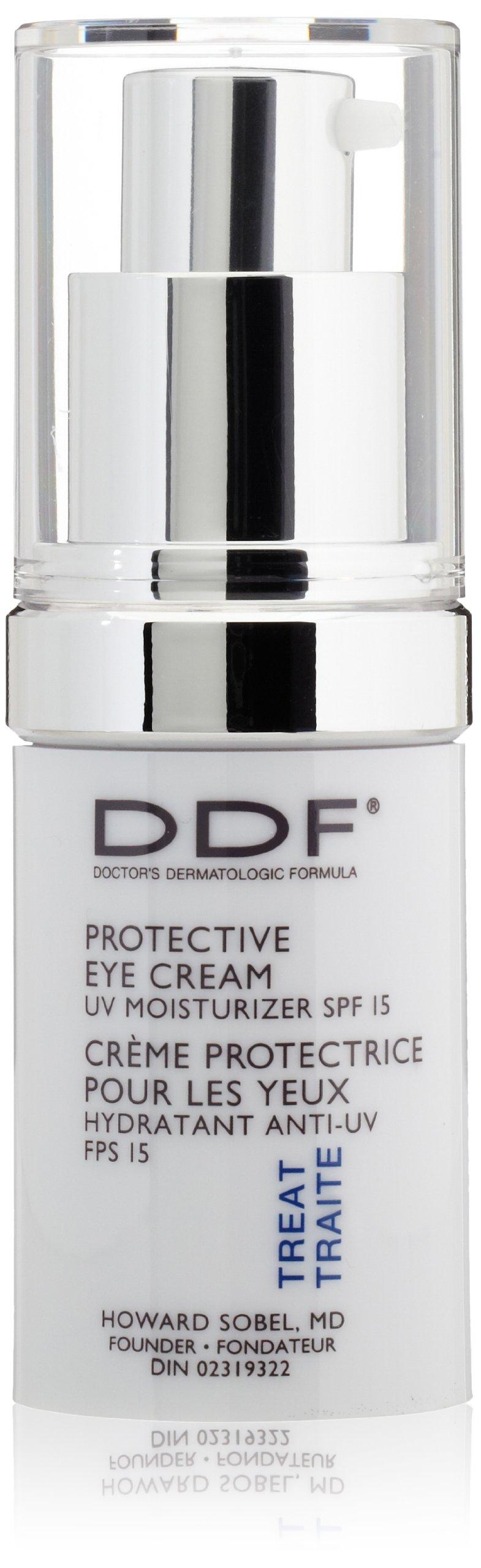 DDF Protective Eye Cream SPF 15, 0.5 Oz