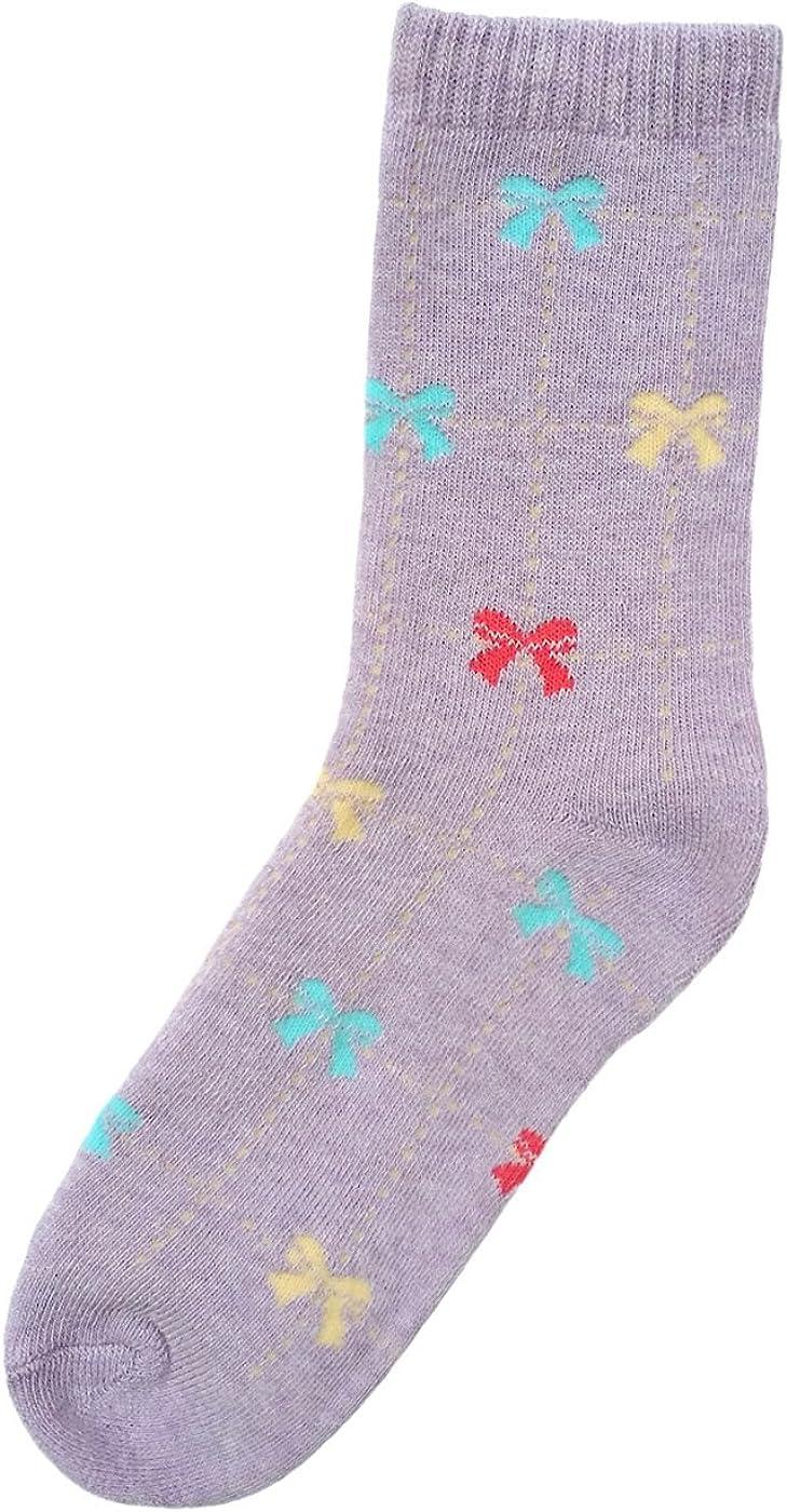 Field4U Womens Super Thick Winter Socks Knit Socks 5 Pack