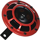Stark Sound – 109.23.37 – Red Set 12 V High/Low Frequency Hella Super Tone Horn Set B 133, 12 volt -