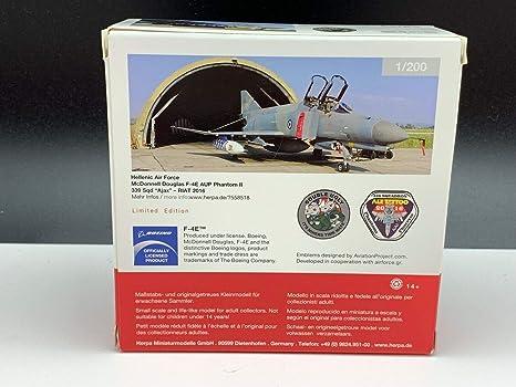"339 Sqd /""Aias Herpa Wings Hellenic Air Force McDonnell Douglas F-4E Phantom II"