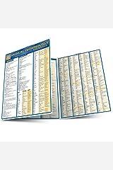 Medical Terminology:The Basics (Quick Study Academic) Pamphlet
