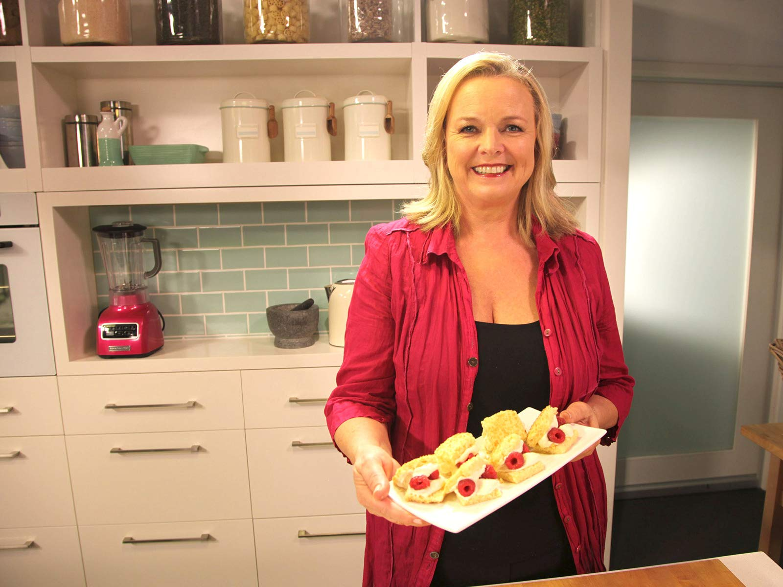 Lyndey Milan's Baking Secrets on Amazon Prime Video UK
