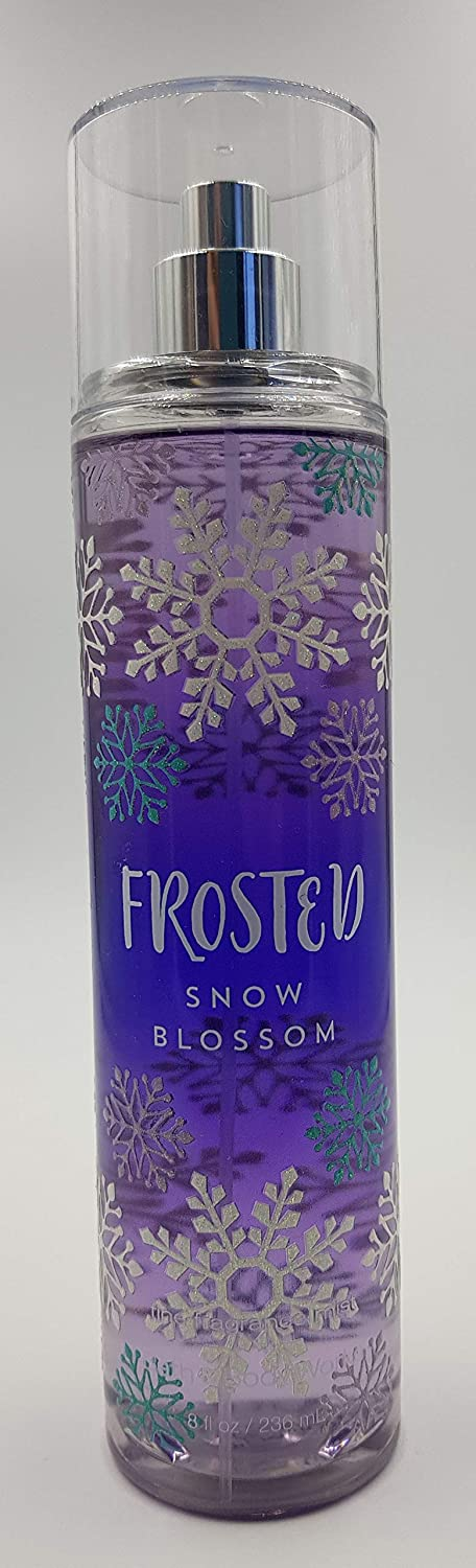 Bath & Body Works 'Frosted Snow Blossom' Fine Fragrance Mist 8 oz/236 mL Aphrodite & Apollo
