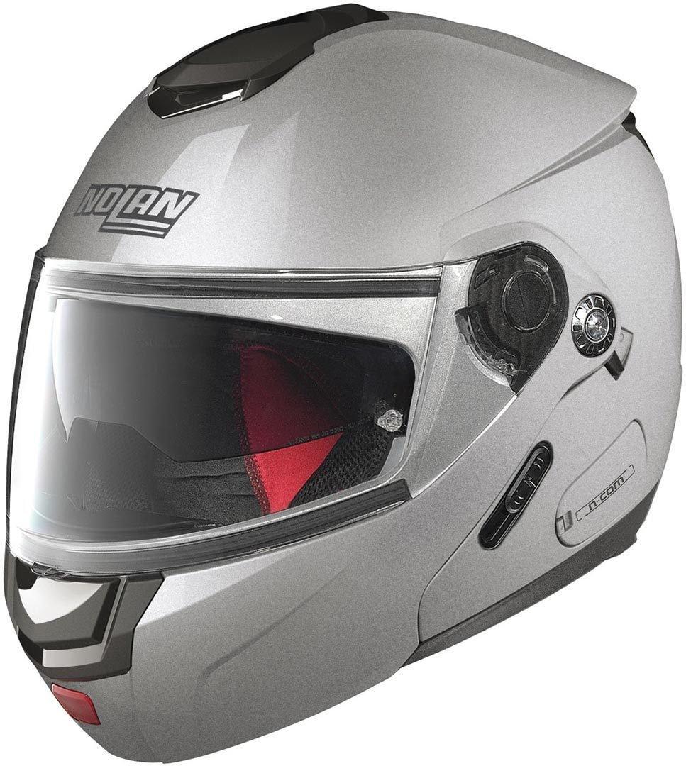 Amazon.es: Casco de moto abatible modular Nolan N90-2 Special N-Com M NERO GRAPHITE 9