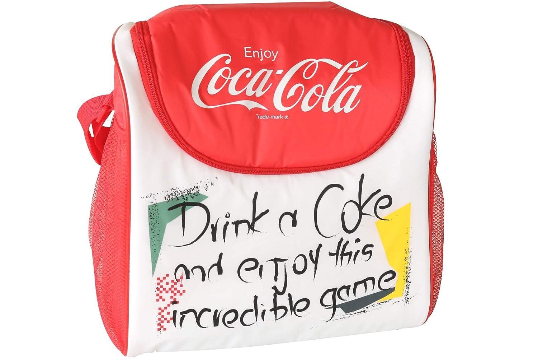 Bolsa nevera Coca Cola Drink a Coca Cola 22,4 L refrigeración ...