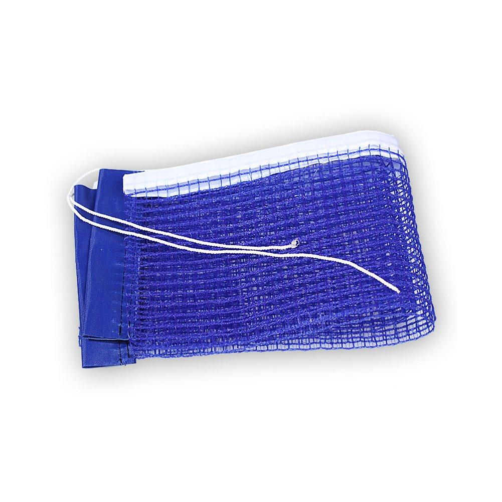 Sungpunet Rete da Ping Pong, Portatile da Ping Pong da Ping Pong, Blu 180 * 15 cm