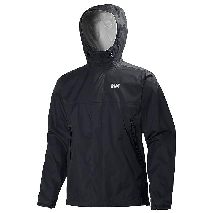 Nowa lista cała kolekcja przemyślenia na temat Helly Hansen Loke Lightweight Hooded Waterproof Windproof Breathable Rain  Coat Jacket
