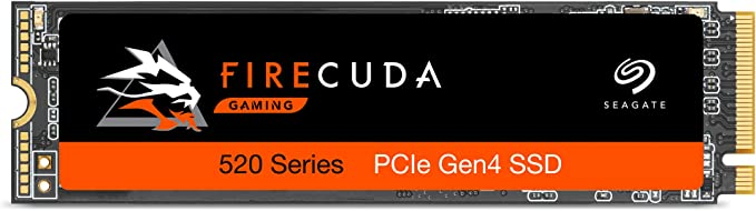 Seagate Firecuda 520 500GB Performance Internal Solid State Drive SSD PCIe Gen4 X4 NVMe 13 for Gaming PC Gaming Laptop Desktop ZP500GM3A002 at Kapruka Online for specialGifts