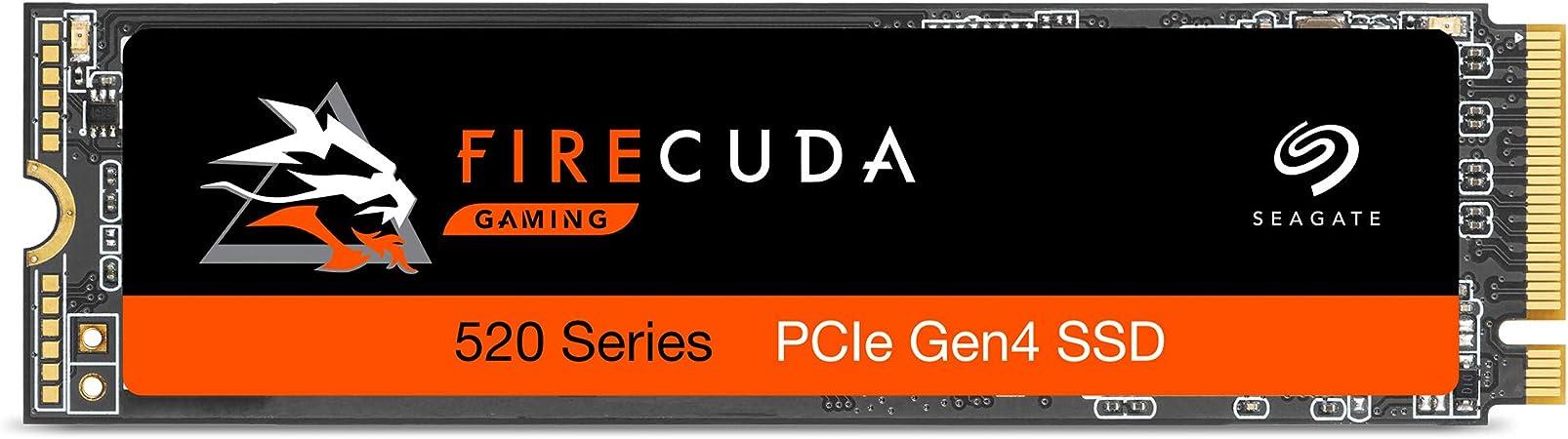 Seagate Firecuda 520 Nvme Pcie X4 Gen4 Ssd 1 Tb Nvme Computer Zubehör