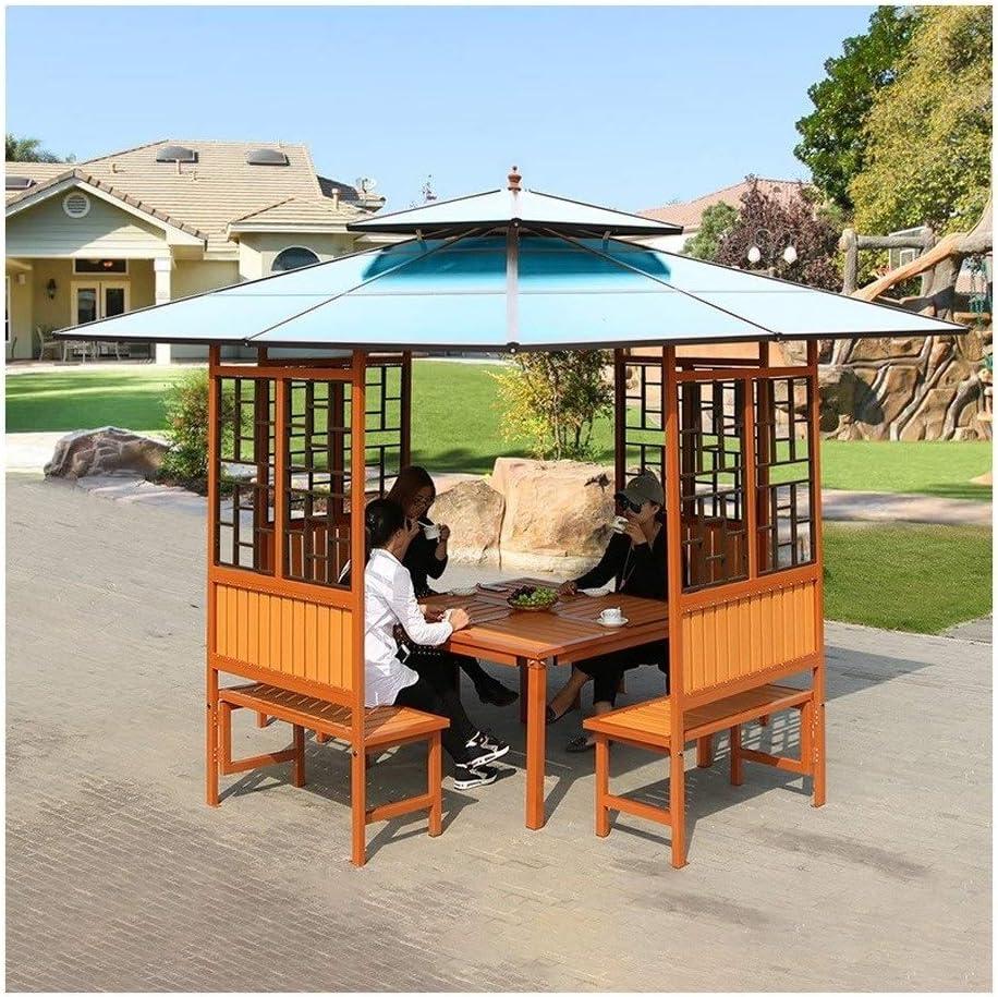 Gazebo de muebles de jardín Los quioscos de madera for ...