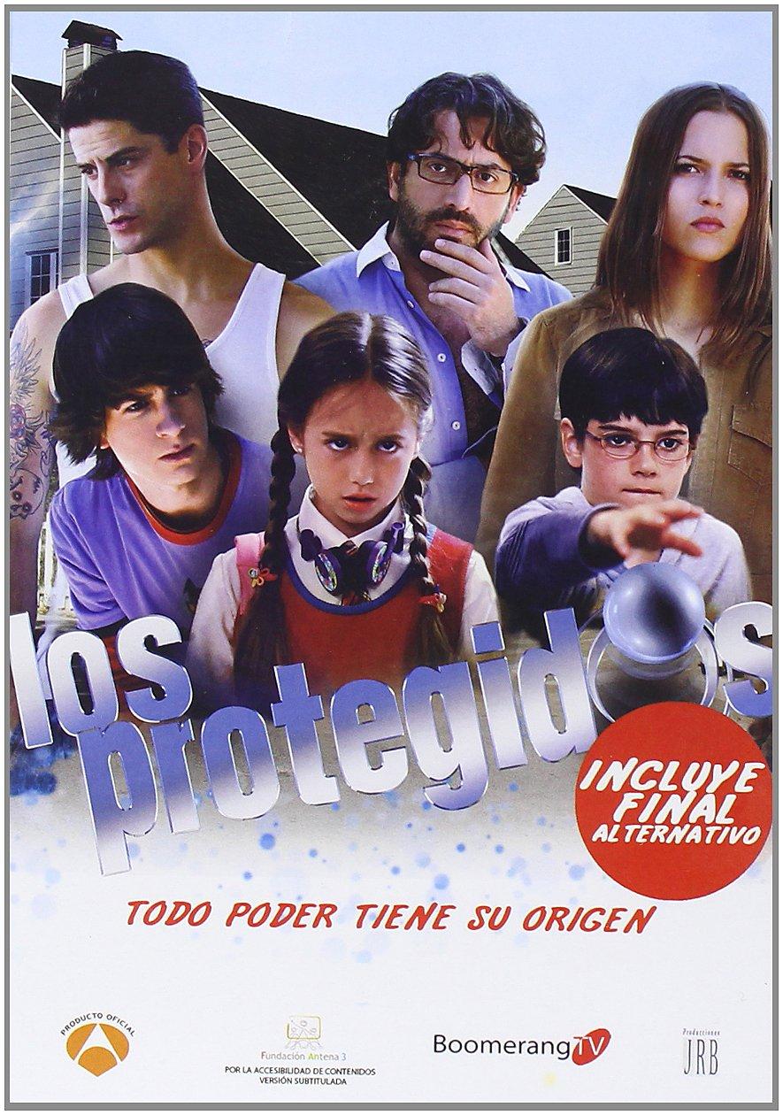 Los Protegidos - Temporada 3 [DVD]: Amazon.es: Antonio ...