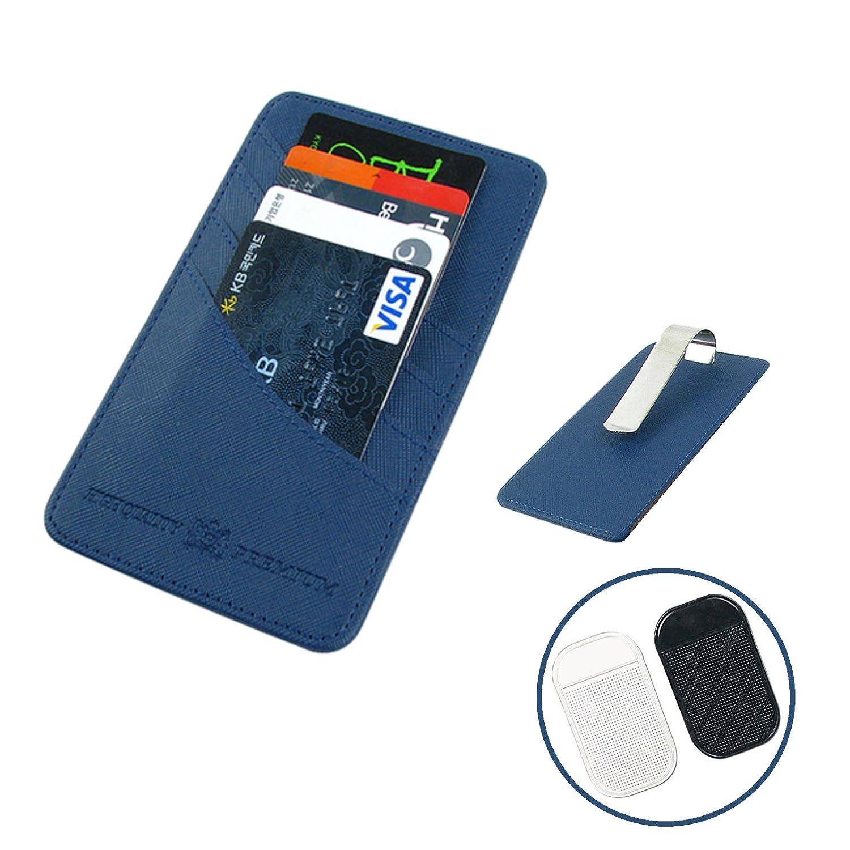 Anyausn サンバイザーポケット サンバイザーカバー 車用 パーキングチケット カード メガネ 小物入れ 多機能車載収納用 (ブラック)