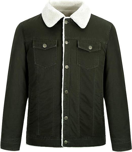 ジャケット メンズ デニムジャケット 裹起毛 厚手 綿 アウター カジュアル 通勤 通学 無地 冬 大きいサイズ