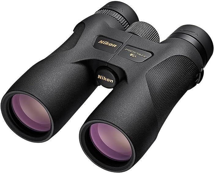 Nikon 16002 PROSTAFF 7S 8x42 Inches All-Terrain Binocular (Black)