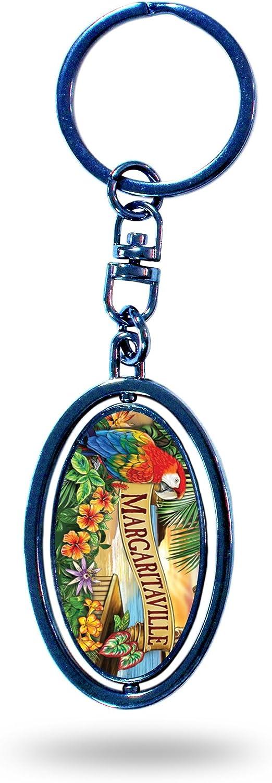 Margaritaville Spinner Keychain