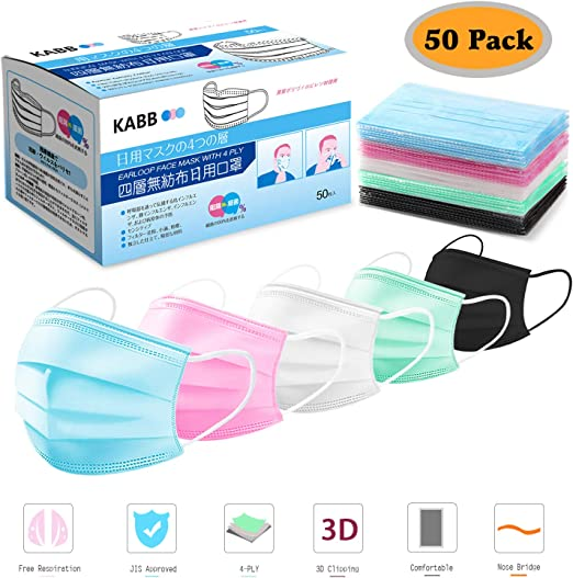 individual surgical mask disposable