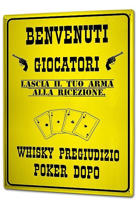 leotie fashion&lifestyle Whisky Cartel de chapa Placa metal ...