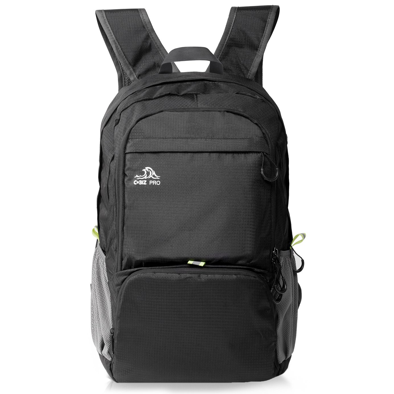 992fa3ae818 Cobiz Lightweight Packable Camping Hiking Backpack Daypack,30 Litre Small  Pack Handy Foldable Travel Outdoor Sports Rucksack Unisex Nylon School Bags