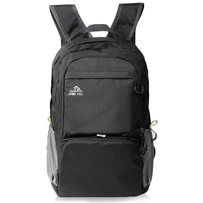 110 opinioni per Cobiz Ultralight Packable Camping Zaino Escursionismo Daypack, 30L Pack Handy