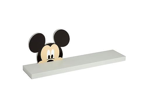 Disney Mickey Wooden Shelf