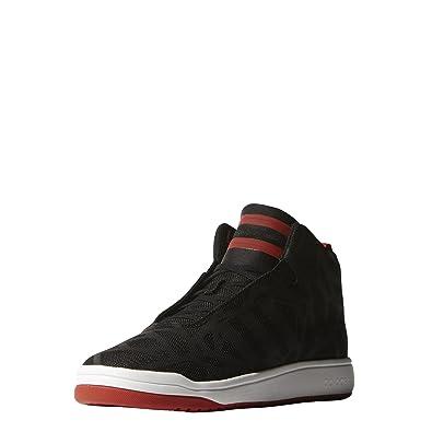 new arrivals fa33c f8596 adidas Veritas Mid Hombre Zapatillas, Color Negro, Talla 40  Amazon.es   Zapatos y complementos