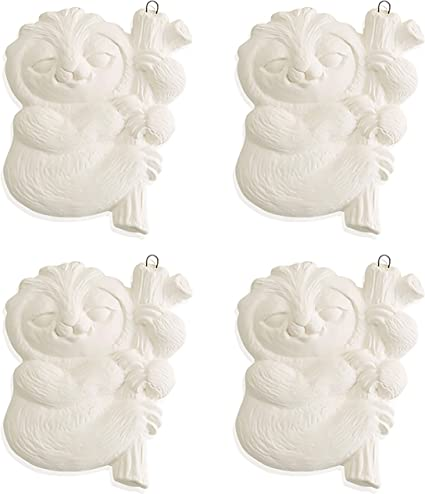 Paint Your Own Adorable Ceramic Keepsake The Lovable Monkey