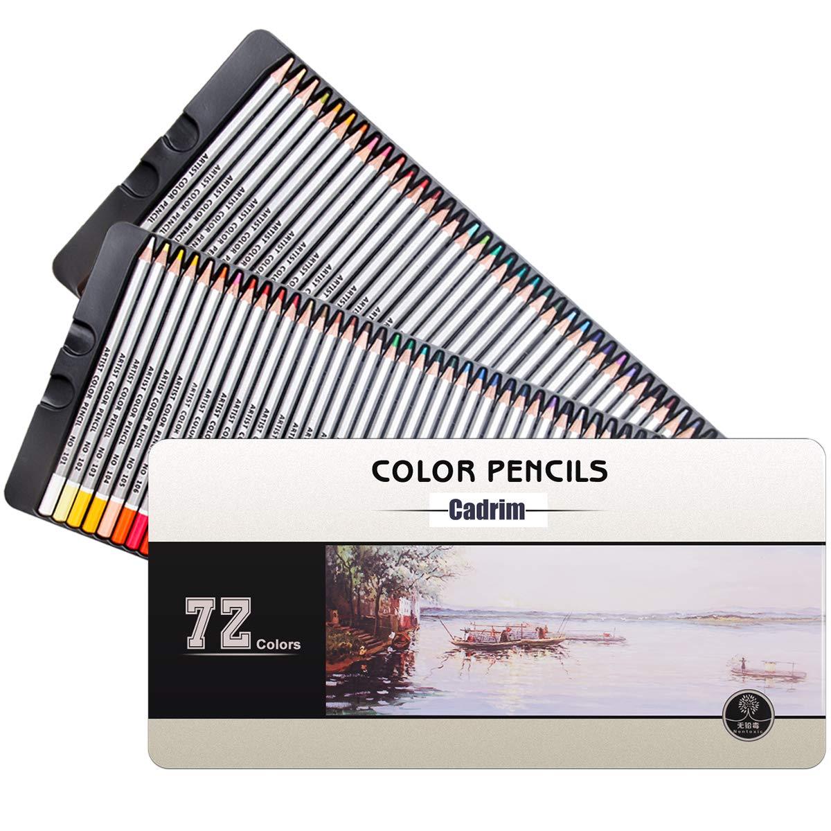 Top Crayons De Couleur Pour Adultes Selon Les Notes Amazonfr
