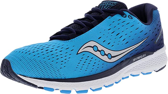 Saucony Men's Breakthru 3 Blue/Navy Ankle-High Running Shoe - 11M
