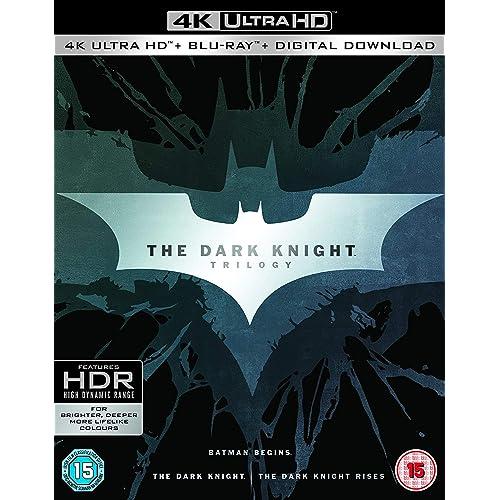 The Dark Knight Trilogy [2017]