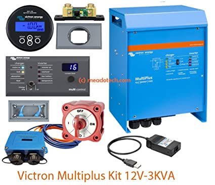 Inversores/cargadores 2500W 12V 3000VA Victron Energy ...