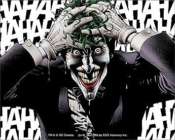 Amazon.com: Licenses Products DC Comics Batman Joker Hahaha ...