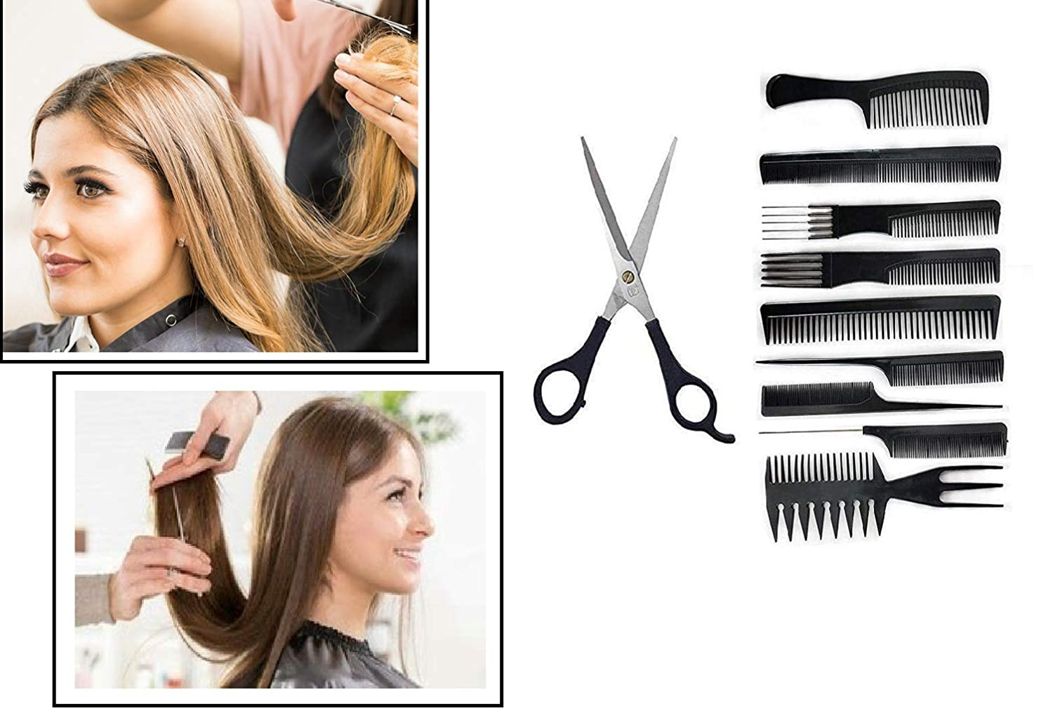 Professional Hair Cutting Comb 61