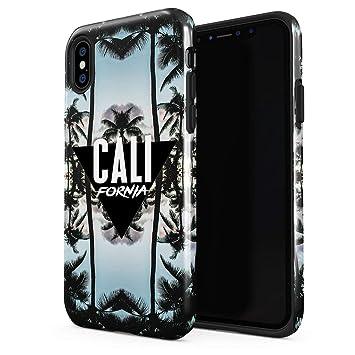 coque iphone x californie